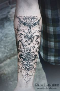 Olw Forearm Tattoo - 55  Awesome Forearm Tattoos  <3 !
