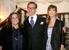 Melissa McCarthy and Kristen Wiig cast in 'Ghostbusters' reboot