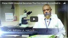 PARAS HMRI Hospital, Patna is the first Multi Super Speciality Hospital in Bihar to receive NABH accrediation. Visit