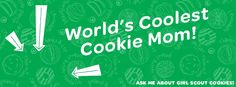 A shout out to all us Girl Scout Moms! Use this as a Facebook Cover page!