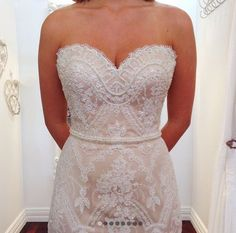 Peter Trends Dominica  Wedding Dress on Sale 50% Off