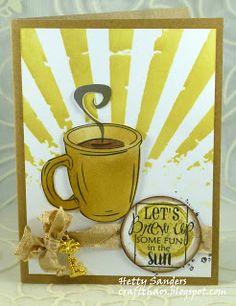 *{CraftChaos}*: Coffee Summer Blog Hop soon!