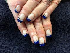 Linda's nails. Gel nail art.