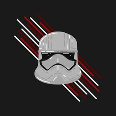Captain Phasma A 3rd Version of the trooper. Hope to see a Lot more Phasma in VIII  #starwars #theforceawakens #starwarstheforceawakens #stormtrooper #captainphasma #gwendolinechristie #iconaday #icondesign #dribbble #icon #visforvector #thedesigntip #logoplace #graphicdesigncentral #illustree #flatdesign by nicolaibak