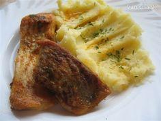 Pork, Meat, Kale Stir Fry, Pork Chops