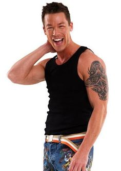 david bromstad (why, yes, you CAN come design my home!) :D