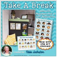 Behavior Management - Clip Chart Alternative (Now with TWO choices of clip art emotion faces!)Students are stressed more than ever. Behavior Clip Charts, Behaviour Chart, Behavior Interventions, Coping Skills, Social Skills, Teacher Resources, Teacher Pay Teachers, Teaching Ideas, Preschool Ideas