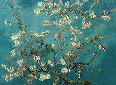 Vincent van Gogh, Almond Blossom, 1890.