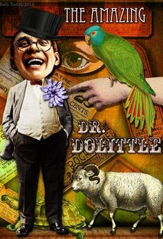 'The Amazing Dr. Dolittle' ©Beth Todd 2014 Created with Tumble Fish Studio's 'Dreams - Odd Show' kit Available here : http://www.deviantscrap.com/shop/pro...t=0&page=1