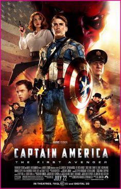Captain-America-The-First-Avenger-Marvel-Movie-Poster