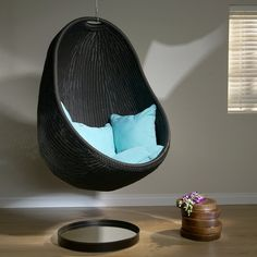1000 images about swinging chairs on pinterest hammock - Hammock chairs for bedrooms ...