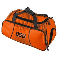 a85621e4ca Oregon State Beavers Athletic Duffel Gym Bag   Travel Bag Ncaa College