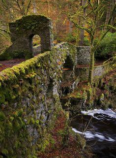 River Braan bridge, Scotland by Joe Higney on 500px