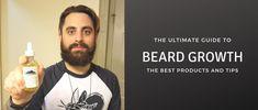 All-Natural Hair, Skin, and Beard Care Products - Beard and Company Beard Hair Growth, Eyebrow Growth, Beard Care, Hair Oil, Eyebrows, The Balm, Natural Hair Styles, Skin Care, Products