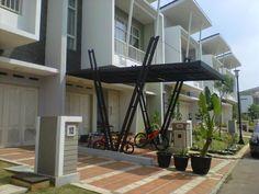 40 Gambar Model Kanopi Rumah Minimalis | Desainrumahnya.com