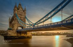 Tower Bridge by thalerst City and Architecture Photography #InfluentialLime