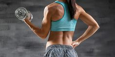 So you want toned arms? You'll have to work them hard — biceps, triceps and shoulders. All you [...]