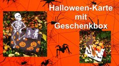 Halloween Karte mit Box/RuthvonG