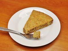Creme de Avelãs: Bolo de Maçã (Saudável, Sem Açúcar/Gordura Adicionados, Sem Glúten/Lactose, Integral)