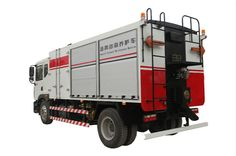 Meet the maintenance of the road integrated maintenance car, Multi - purpose road maintenance equipment