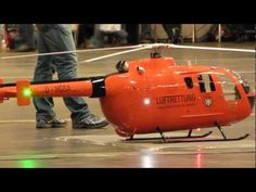 R/c Helicopter Show