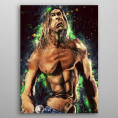 POP by Abraham Szomor | metal posters - Displate
