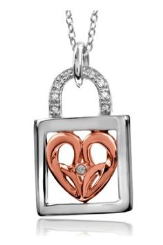 Silver and 10K Gold Diamond Accented Heart Lock Pendant (I-J/I2-I3) Size : 18 inches Jessica Simpson, http://www.amazon.com/dp/B008QY11DM/ref=cm_sw_r_pi_dp_Oa3irb0HMD0B1