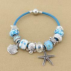 Starfish Charm Pandora Bracelet