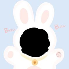 Simbolos Para Nicks, Cute Bunny Cartoon, Overlays Cute, Cute Frames, Overlays Picsart, Collage Template, Aesthetic Template, Cute Doodles, Cute Cartoon Wallpapers