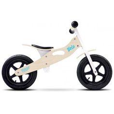 Bicicleta sin pedales de madera para niños de 2 y 3 años. Aprender a montar en bici del modo más fácil. ¡Entra y Míralo! Balance Bike, Kids Bike, Tricycle, Cnc, Gym Equipment, Toys, Design, Adventure, Furniture