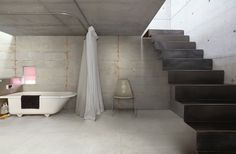 Porcelain Tiles - District Garage Collection from Ceramiche Refin