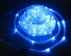 100led solar tube lights waterproof led tube lights christmas light string blue unit price 1460 - Tube Christmas Lights