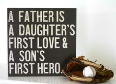 Importance of a Daddy