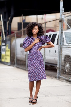 Corinne bailey rae - I heart her music and her style