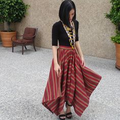 Traditional Skirts, Traditional Outfits, Ethnic Outfits, Ethnic Dress, Modern Filipiniana Gown, Philippines Fashion, Evening Attire, Batik Dress, Tribal Fashion