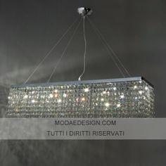 1000 images about lampadari moderni on pinterest google for Lampadari in acciaio moderni