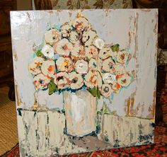 Vintage Mulberry: Southern Strokes Art Show 2014