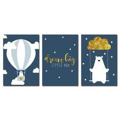 Art Wall Kids, Wall Art Sets, Nursery Prints, Nursery Wall Art, Peter Rabbit Nursery, Baby Farm Animals, Baby Posters, Star Nursery, Cute Poster