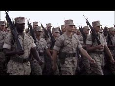 Once the transformation has taken place, Marines become part of an elite brotherhood that exists in and out of uniform, during and after service. Usmc, Marines, Military Videos, Once A Marine, Job Career, National Guard, Coast Guard, Marine Corps, Make Me Smile