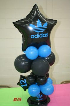 Personalized Adidas Sticker Labels for Balloons, Centerpieces and hats  http://stores.ebay.com/MyeFavors/_i.html?_fsub=30030097013..