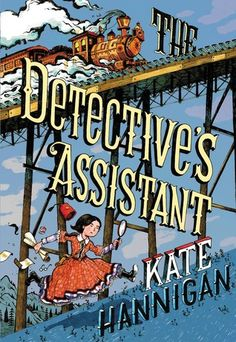 The Detective's Assistant. In Kate Hannigan's historical fiction novel, The Detective's Assistant, we fall into the action-packed world of Nell Warne and her vivacious Aunt Kitty in mid-19th century Chicago. Review from The Nerdy Book Club.