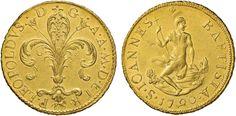 NumisBids: Nomisma Spa Auction 50, Lot 93 : FIRENZE Pietro Leopoldo (1765-1790) Ruspone 1790 – MIR 371/2...