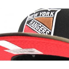 New York Rangers New Era 5950 Fitted Hats (NIKE AIR MAX 90 X ATMOS)