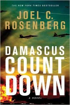 The Orange Door: Book Review - The Damascus Countdown by Joel Rosenberg