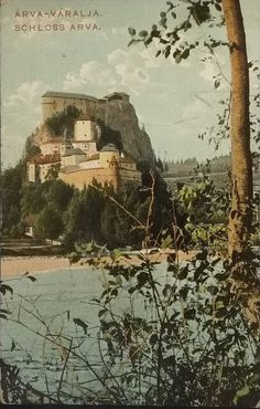 Hungary, Castles, Painting, Pray, Chateaus, Painting Art, Paintings, Painted Canvas, Castle