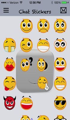 facebook chat stickers 2.3