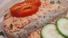 Diétás körözött, szendvicskrém vaj nélkül Vaj, Healthy Recipes, Healthy Food, Grains, Rice, Healthy Foods, Healthy Eating Recipes, Healthy Eating, Healthy Food Recipes
