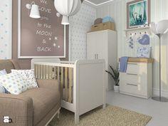 Pokój dziecka styl Klasyczny Pokój dziecka - zdjęcie od Ko. autorska pracownia wnętrz Katarzyna Anna Kowalik