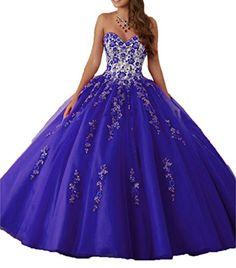 DKBridal Women's Sweetheart Embroidery Long Prom Gown Qui... https://www.amazon.com/dp/B01N5AI2CQ/ref=cm_sw_r_pi_dp_x_CygCybPCA9NGK