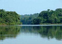 Parque Nacional do Juruena: Rio Teles Pires